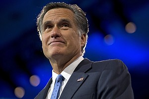 Mitt Romney To Speak At GOP Meeting In Coronado