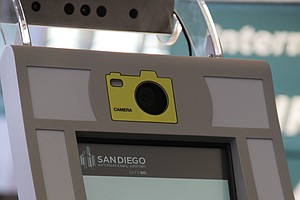 Tease photo for San Diego Airport Unveils Automated Kiosks To Decrease Wait Time