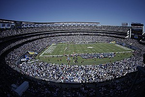 Tease photo for San Diego Chargers Not On Board With Mayor's Stadium Plan