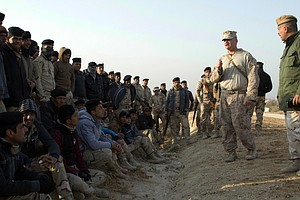 San Diego-Based Marines Training Iraqis In Fight Against ...