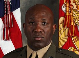 Tease photo for Camp Pendleton's Sgt. Maj. Ronald Green Chosen As Top Enlisted Marine (Video)