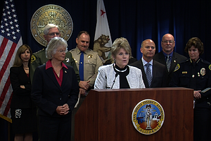 San Diego County Creates Task Force To Tackle Human Traff...