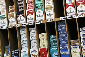 7 San Diego County Cities Get Failing Grades In Tobacco C...