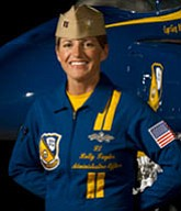 Tease photo for USS Carl Vinson Crew Member Advises Aspiring Blue Angels (Video)
