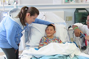 San Diego's First Pediatric Heart Transplant Performed At...