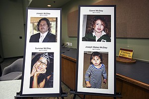 Tease photo for Judge Unseals Court Records On McStay Case