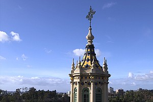Balboa Park's Iconic California Tower Opens To Public Aft...