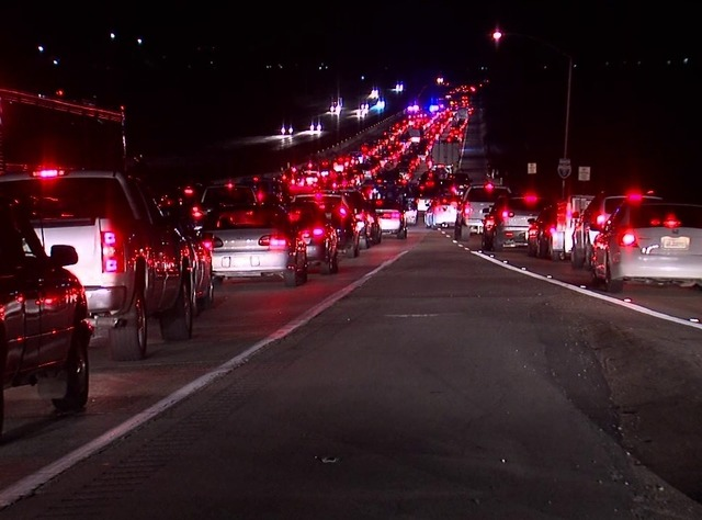 Lane Closures On I-5 South To Cause Traffic From Orange