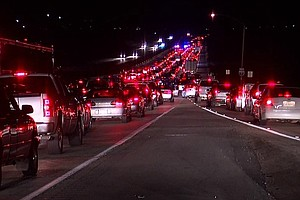 Lane Closures On I-5 South To Cause Traffic From Orange C...