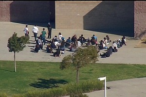 Tease photo for San Ysidro High School Receives Another Threat