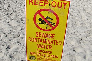 San Marcos Sewage Spill Prompts Pollution Alert