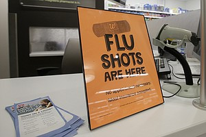 San Diego County Flu Season Deaths Rise By 10