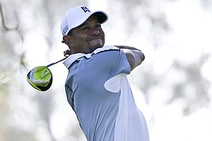 Tease photo for Tiger Woods Withdraws From Farmers Insurance Open