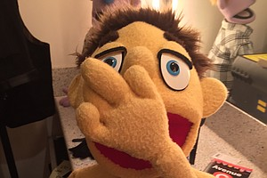 Tease photo for Warning: 'Avenue Q' Contains Full Puppet Nudity