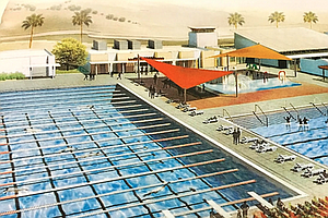 Tease photo for Oceanside To Consider Funding $12M Aquatic Center