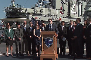 National Security Group Launches San Diego Chapter