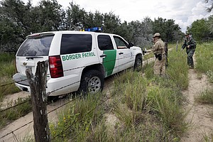 ACLU Sues For Records On Border Patrol's 'Roving' Agents
