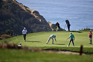 Tease photo for Golf Tournament At Torrey Pines Helps Drive Tourism Economy