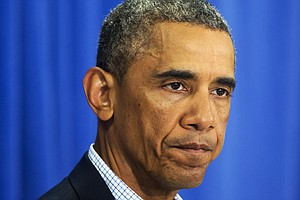 Obama Asks Fresh War Powers, Says Islamic State Group 'Go...