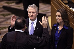 Tease photo for Oregon Gov. Kitzhaber Announces His Resignation Amid Scandal