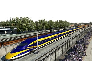 High-Speed Rail Agency Behind Schedule In Buying Land