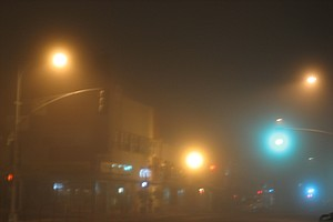 Dense Fog In San Diego County Expected To Last Until 9 A.M.