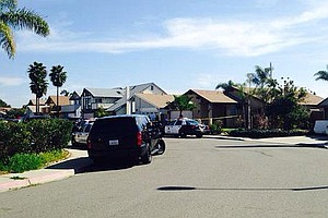 Tease photo for Mira Mesa Burglary Suspect Shot By Police Officer In Fair Condition