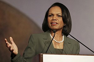 Tease photo for Condoleezza Rice Tops California Voters' US Senate Wish List