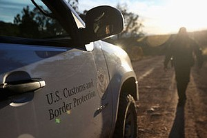 Tease photo for Border Patrol Agents Shoot At Vehicle In Alpine