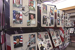 National Photo Exhibit Honoring Fallen Heroes Comes To Al...