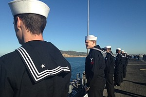 USS San Diego Returns After Seven-Month Voyage