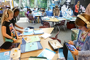 Tease photo for Report: San Diego Classrooms Lack Technology To Prepare Students For Future