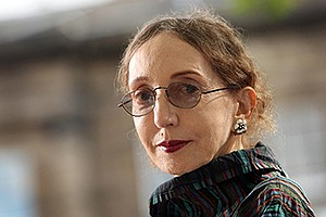 Tease photo for Joyce Carol Oates On Writing About Differences Among People