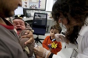 Tease photo for Record Number Of Whooping Cough Cases In San Diego County In 2014