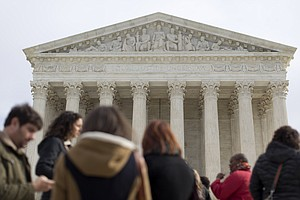 U.S. Supreme Court Hears Arguments Over Affordable Care A...