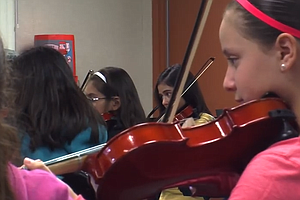 Tease photo for San Diego Youth Symphony, Qualcomm Honored For STEAM Education
