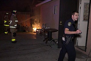 Tease photo for  String Of Fires Erupt In City Heights