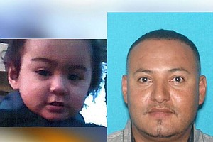 Tease photo for 1-Year-Old Abducted From San Pedro Found In Tijuana
