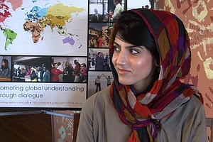 Afghanistan's First Female Air Force Pilot Calls San Dieg...
