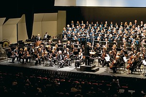 La Jolla Symphony And Chorus Creates Berlioz Splash Zone