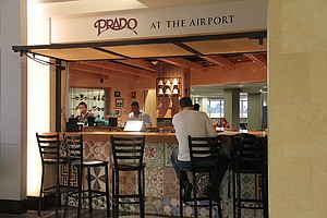 Tease photo for Prado Restaurant Opens In San Diego Airport