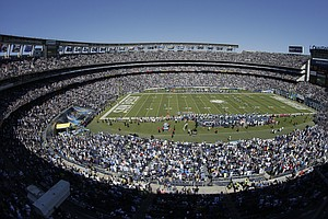 Tease photo for Task Force Picks Mission Valley As Site For Proposed Chargers Stadium