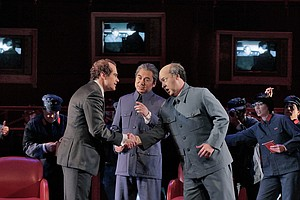 Tease photo for 'Nixon In China' And Why Modern Opera Can Be Scary And Exciting