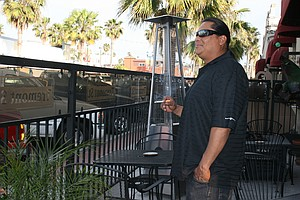 Tease photo for Oceanside To Consider Smoking Ban On Restaurant Patios