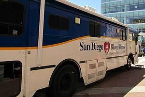 San Diego Blood Bank Needs O-Negative Donations