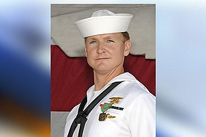 Tease photo for Navy Identifies SEAL Killed In Training Accident