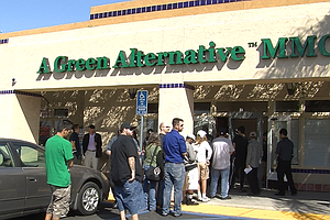 San Diego's First Legal Pot Co-Op Holds Grand Opening