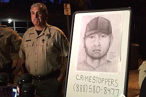 Police Release Sketch Of Man Suspected Of Attempting To K...