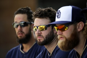 Tease photo for Forbes Magazine: San Diego Padres Worth $890M