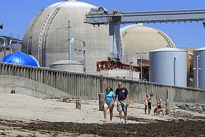 Tease photo for Regulators Plan To Drop Case At Closed San Onofre Nuclear Plant